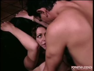 Bootylicious Honey Allysa Allure Gets Her Tight Anus Screwed Deep By A Cock