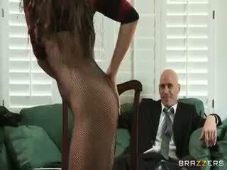 heetste brunette porno, meer pornstar actie, meer hardcore video-