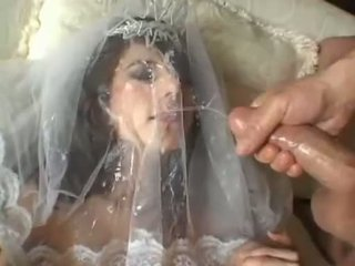 Hot pangantèn jackie ashe takes a biggest and messy rai cumsplash