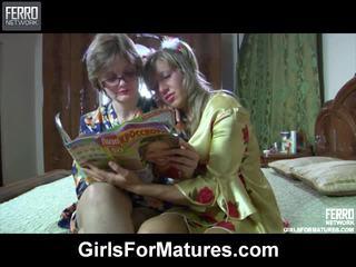 masturberen, kut likken thumbnail, lesbo