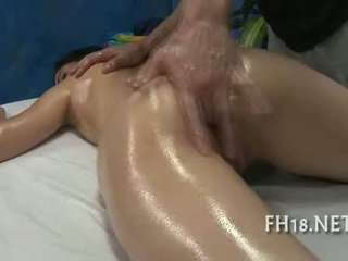 Sexy 18 year old babe gets fucked hard