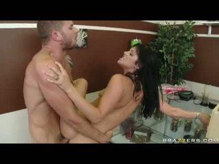 gratis brunette, jong, hardcore sex seks