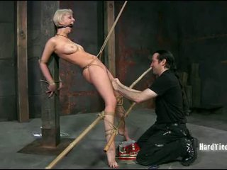 pussy torture, bdsm see, rated bondage fun