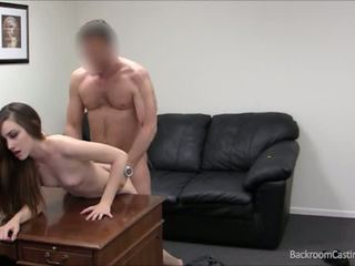 Aspiring model and fast food worker needs a little extra cash So Daisy decides to fuck for money
