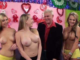 Kagney Linn Karter Molly Bennett and Nikki Sexx