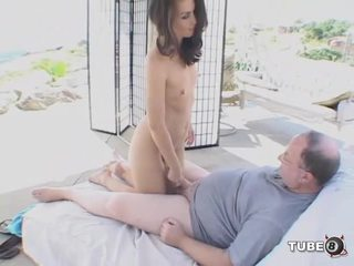 hottest brunette clip, deepthroat sex, free small-tits action