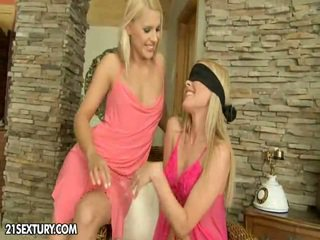 Sophie Moone Blindfolded And Horny
