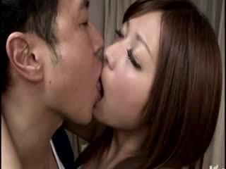 Orientalisch sex robot blows jerks und rims