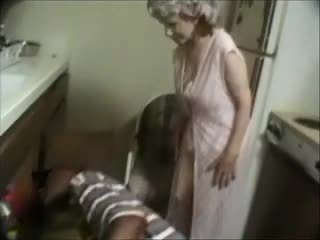 Мій бабця з a чорна dude