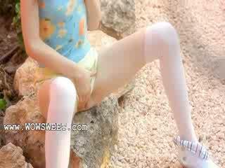 groot masturberen, een striptease klem, hartstochtelijk neuken