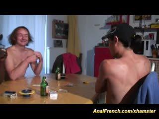 meer frans neuken, heet trio, vers anaal neuken