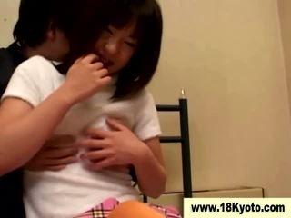 Japonez murdar adolescenta scolarita video