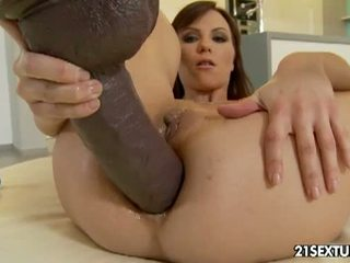 brunette check, big dick quality, assfucking great