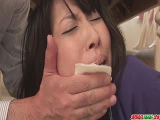 사까시, 일본의, 섹스하고 싶은 중년 여성