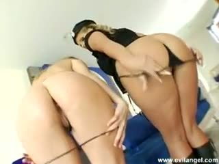 Phoenix Marie & Harmony Rose Slutty Ass Lickers