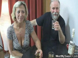 plezier old man old and young mature milf granny grandpa