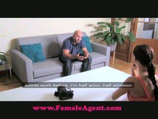 FemaleAgent Large Python Casting