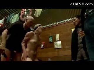 หญิง disgraced ใน สาธารณะ tied arms getting ปิดตา ระยำ นม rubbed สำเร็จความใคร่ ไปยัง ปาก ใน the restaurant
