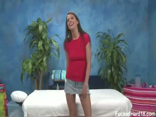Erin stone seduced and fucked hard by her pijet therapist