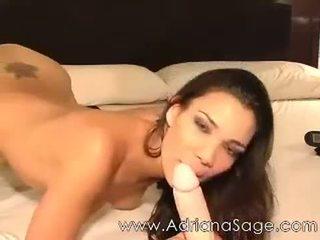 Adriana sage web κάμερα με jaminel