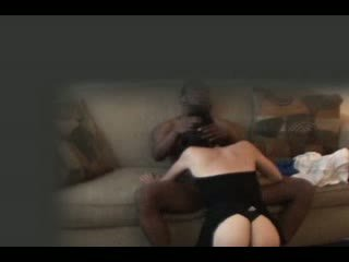 Hidden cam my wife cheating with black cock Video