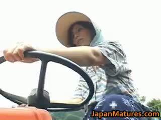 Chisato shouda azijietiškas suaugę pupytė gets part6