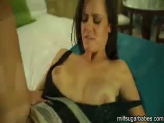 fresh brunette, reality porno, blowjob action
