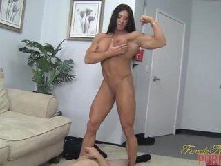 Angela salvagno - muscle ficken
