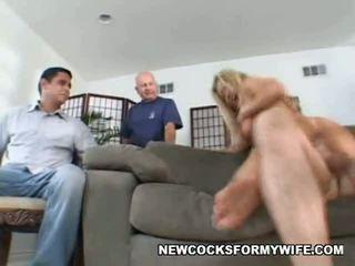 hoorndrager klem, ideaal mengen, gratis wife fuck scène