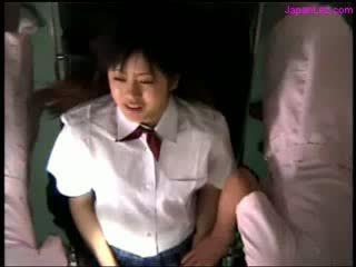 plezier schattig neuken, nieuw japanse klem, lesbiennes
