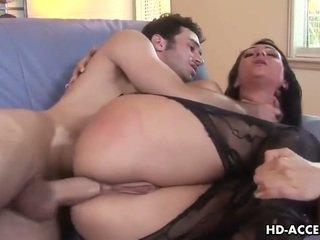 brunette vid, kwaliteit hardcore sex, nice ass vid