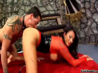 Super Sexy Mistress Wishes Her Man To Worship Her Awesome Ass!