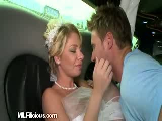 Groom Watches Another Man Fuck His Wife