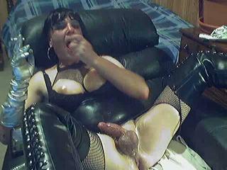 Slutty Sindy stocking