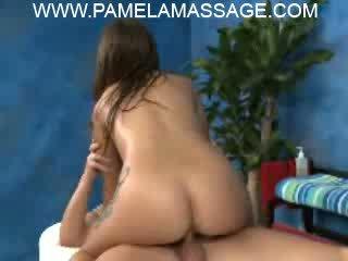 Wonderful massage en warm aanraken