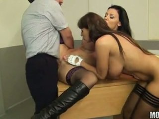 brunette, watch hardcore sex, blow job