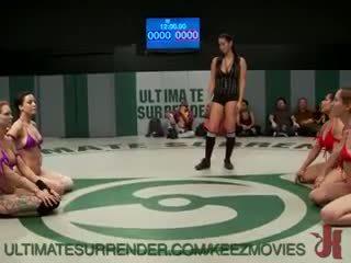 Team Tag Cunt Wrestling