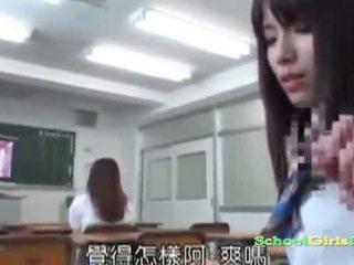 nový výstřik nejžhavější, každý japonsko, velký školačka