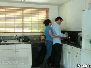 ใหญ่ titted บลอนด์ tasha reign acquires เธอ pal husbands oustanding sausage
