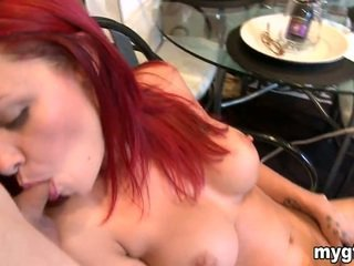 Red Haired girlfriend