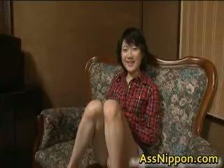 Aoba ito नॅस्टी एशियन स्लट gets दोनो part1