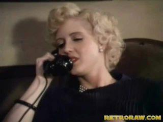 Clasic telephone porno