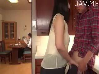 जापानी, बड़े स्तन, blowjob
