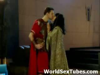 Cleopatra 女王 的 埃及的 色情