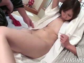 japanese, threesomes, lingerie