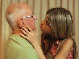 briunetė, plonas, bučiavimasis