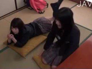 japanese, main jari, celana dalam wanita