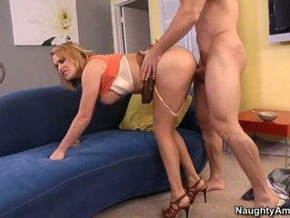 Krissy fucking her boyfriend's son