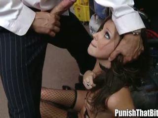 Підліток gets покарана по її бос