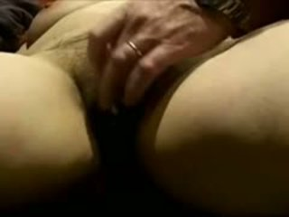 Fingering Soaking Wet Mature Amateur Pussy